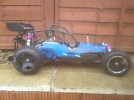 Yama buggy 1/5 scale nitro car