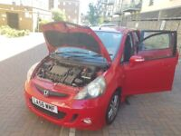 HONDA JAZZ SPORT AUTOMATIC, PETROL WITH SERVICE HISTORY VERY GOOD CONDITION