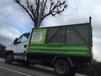 garden service, rubbish clearance, rubbish removal, rubbish waste, fence installation