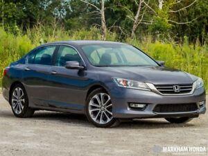 2013 Honda Accord Sedan L4 Sport CVT - BACKUP CAM|HEATED FRONT S