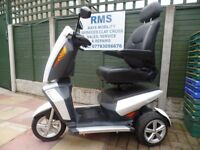 mobility scooter 3 wheeled 4/8mph TGA Vita. In excellent condition