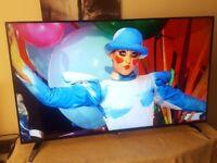 LG 49 Inch 4K Smart Ultra HD LED TV With Freeview HD+ Warranty (Model 49UF695V)!!!