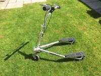 Trikke 5 3CV trike scooter