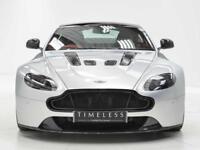 Aston Martin Vantage S V12 (silver) 2015-01-16