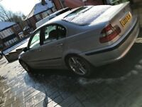 BMW 330d Ideal for parts or Repair Realistically priced no timewasters or ridiculous offers please