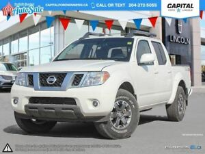 2016 Nissan Frontier PRO-4X *Navigation-Reverse Camera-Moonroof*