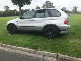 BMW X5 4.8is 2006 55 plate gas converted