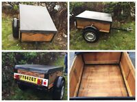5x3 car box trailer (PRICE REDUCED)