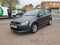 Volkswagen polo 2010 petrol 1.4 full-service history Low mileage