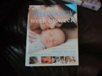 pregnancy and baby care books