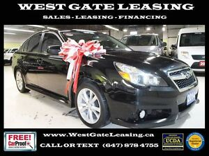 2014 Subaru Legacy AWD | ONE OWNER | OFF-LEASE |