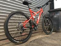 SPECIALIZED FCR M4 ALL MOUNTAIN FULL SUSPENSION BIKE