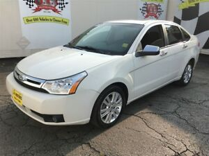 2011 Ford Focus SEL, Automatic, Steering Wheel Controls