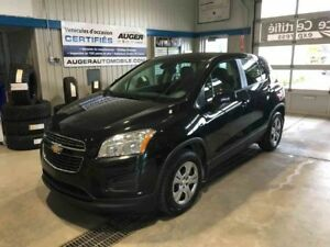 2015 CHEVROLET TRAX FWD LS CROSSOVER LS