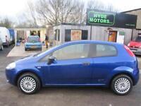 FIAT GRANDE PUNTO 1.2 Active 3dr (blue) 2007