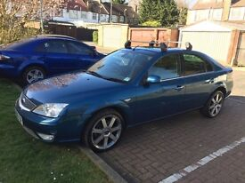 2007 Ford Mondeo 2.0 TDCi SIV Titanium X 5dr Service History HPI Clear @07445775115@