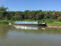 51ft Narrowboat liveaboard barge/canal boat