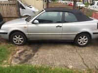 Vw golf convertible sell or swap