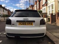 Audi S3 1.8 Quattro 3dr all wrapped