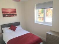 Modern room to rent in shared flat. Single professional occupancy only. BILLS INCLUDED