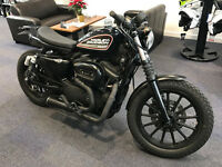2009 HARLEY DAVIDSON 883R NEW MOT READY TO RIDE AWAY BEAUTIFUL BIKE