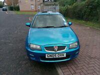 2005 Rover 25 1.4 GLi 5dr Manual @07445775115