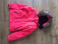 Roxy ski jacket, age 12