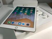Ipad Air2 16GB silver and white colour WiFi and 4G Unlock any network!