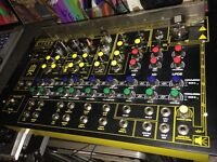 synthesizer analog modular Metasonix s1000 wretch machine vacuum tube synth
