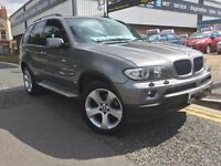 "BMW X5 3.0D SPORT!! FACE LIFT MODEL """"05PLATE"""" ALLOYS NEW TYRES!!! ELECTRIC WINDOWS"