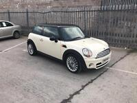 2010 White Mini Cooper D Diesel New Model Fully Loaded High Specification