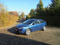 2009/09 Ford Focus 2.0 TDCi Zetec 3dr **12 MONTHS MOT AND JUST BEEN SERVICED**