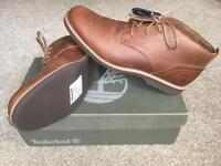 Timberland Stormbuck real leather shoes, NEW with box