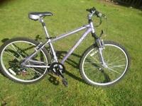 Comfort Aluminium Bike