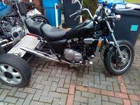 Trike Honda vf 700 great condition