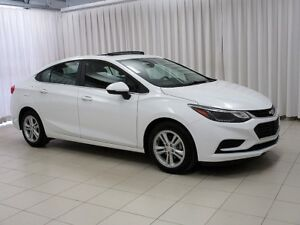 2017 Chevrolet Cruze HURRY!! DON'T MISS OUT!! LT TURBO TRUE NORT