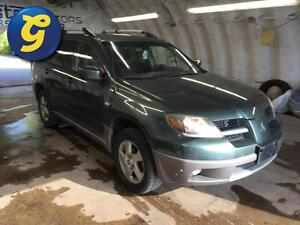 2003 Mitsubishi Outlander XLS AWD*AS IS CONDITION AND APPEARANCE Kitchener / Waterloo Kitchener Area image 2