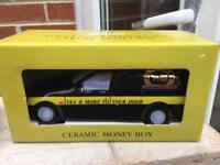Ringtons van money box