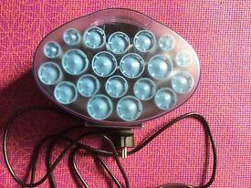 Vintage hot rollers Carmen