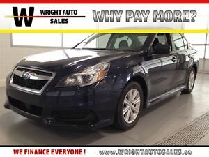 2013 Subaru Legacy 2.5i| AWD| BLUETOOTH| HEATED SEATS| 39,058KMS