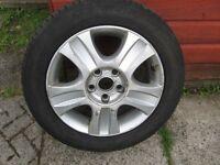 Ford Galaxy Mk2 Ghia Alloy Wheel & Michelin Tyre 215/55/16