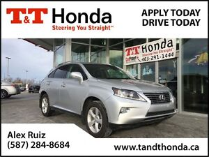 2013 Lexus RX 350 *Local SUV, Lowest Price in Alberta, Back-Up C
