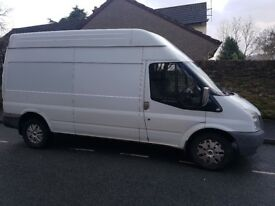 Ford Transit LWB High Roof 2.4 RWD mk7