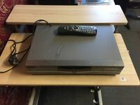 Samsung DVD player model DVD-709/XEU + Samsung DVD 00092T remote control