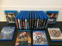 Blu Ray Movies x 20 Various Titles See Pictures No Texts Call If Interested!