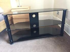 DELIVERY!!! Glass TV stand