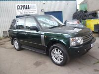 RANGE ROVER Vogue,4.4 Petrol 4x4,on LPG gas,clean tidy 4x4,runs and drives well,cheap to run on LPG