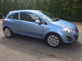 VAUXHALL CORSA 1.2 SPECIAL EDITION ENERGY 3 DOOR - ONE OWNER FROM NEW- FULL MOT