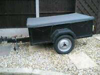 Car trailer , camping trailer , tip runs , carboots