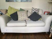 Ikea 2 seater sofa